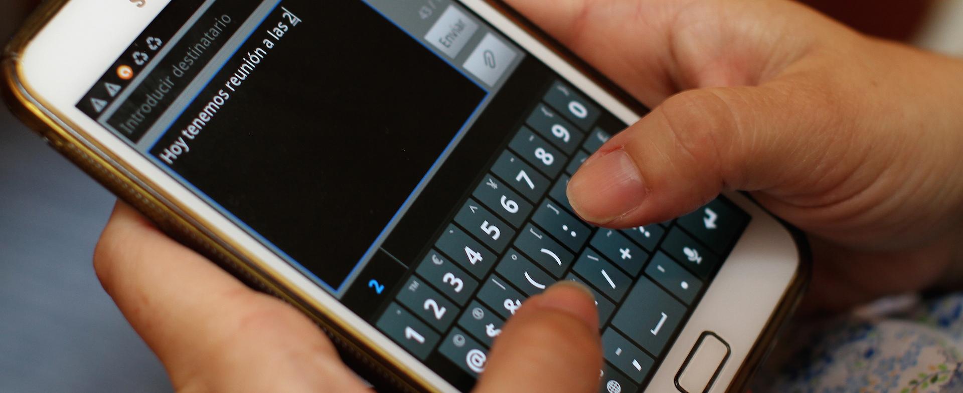 Reporte a su operador el robo de su celular