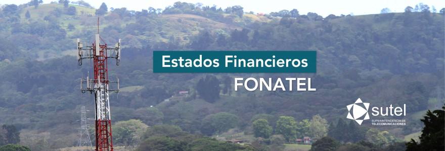 Banner Estados Financieros FONATEL