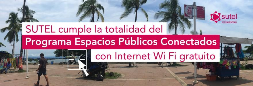 Banner Espacios Públicos Conectados