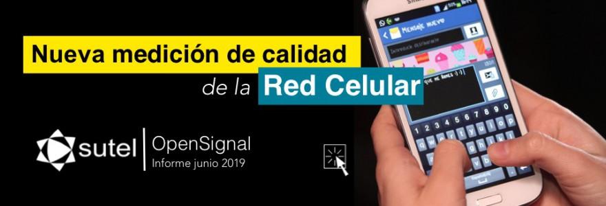 Nueva medició de calidad en telefonía celular