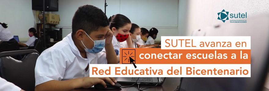 Banner avance Red Educativa del Bicentenario